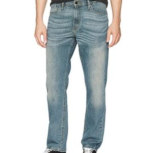 Men's Levis signature athletic jeans